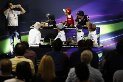 Brazilian GP Thursday F1 press conference full transcript