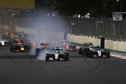 F1 race director explains why Lewis Hamilton avoided Mexican GP penalty