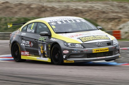 Team Hard reverts to VWs for 2017 British Touring Car Championship