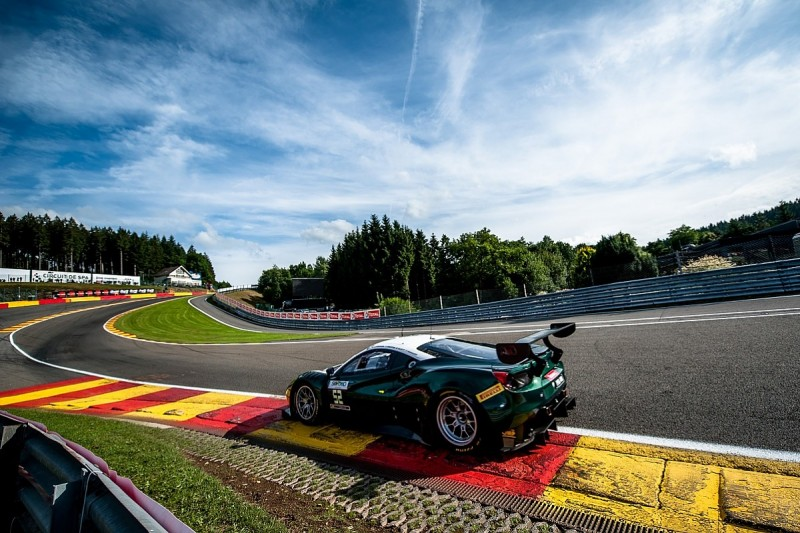 AF Corse launches works British GT Championship Ferrari entry