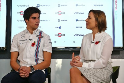 Williams F1 team: Lance Stroll decision for 2017 was easy