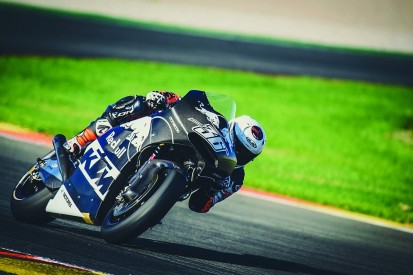 Valencia 'race zero' for KTM's new MotoGP programme
