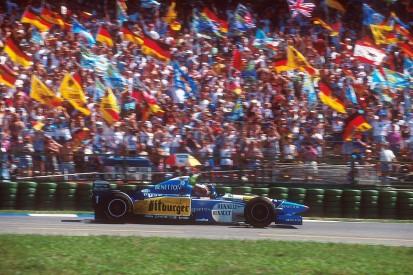 Formula 1's German GP suffering Schumacher/Vettel hangover - Wolff