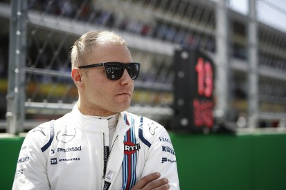 Williams F1 driver Bottas hates his points-without-a-win record