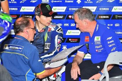Jorge Lorenzo vows to learn from tough 2016 MotoGP season