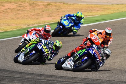 Valentino Rossi: Yamaha has been out-developed in MotoGP 2016