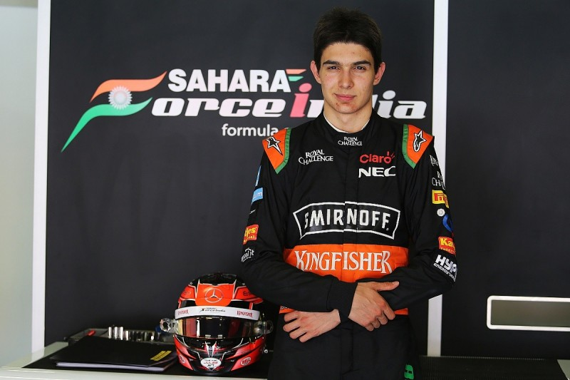 F1 2017: Esteban Ocon closing on Force India deal