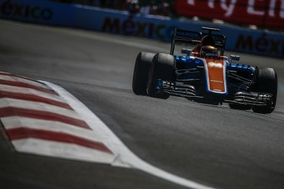 Mercedes junior Wehrlein would be happy with second Manor F1 season
