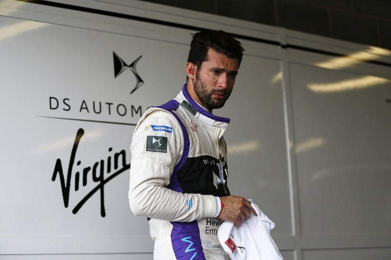 WTCC champion and FE racer Lopez to join Toyota's 2017 LMP1 line-up
