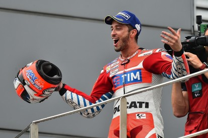 Dovizioso feels first MotoGP title bid in reach with Ducati gains
