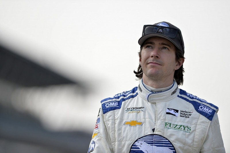 JR Hildebrand replaces Penske-bound Josef Newgarden in IndyCar