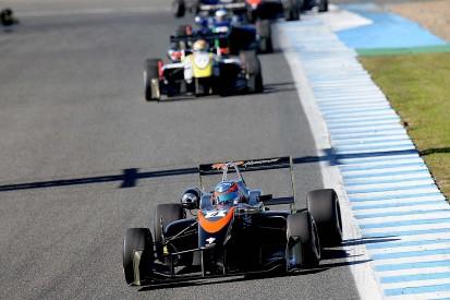 Dallara's 2017 updated F3 wing makes debut in Euroformula