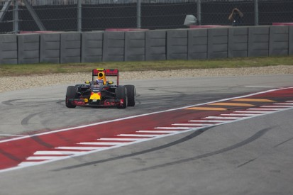 Red Bull calls for F1 to get tough with track limits