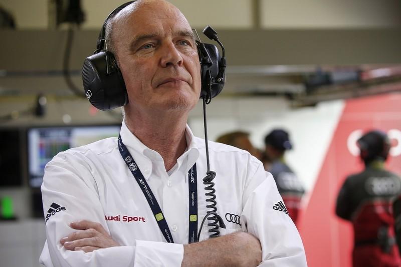Audi Sport boss Wolfgang Ullrich to hand duties over to Dieter Gass