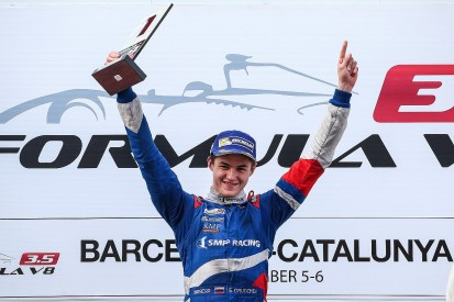 Barcelona FV8 3.5: Egor Orudzhev wins, Deletraz extends points lead