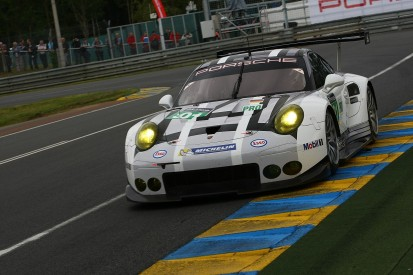 Porsche's 2017 factory WEC GTE Pro return safe amid VW/Audi cuts