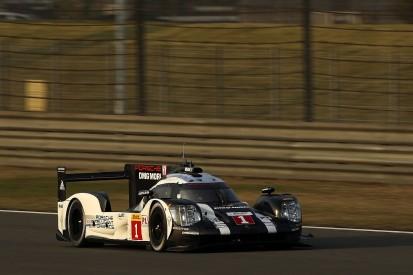 WEC Shanghai: #1 Porsche leads Audi in free practice