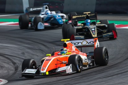 Formula V8 3.5 contenders on seven-way title decider