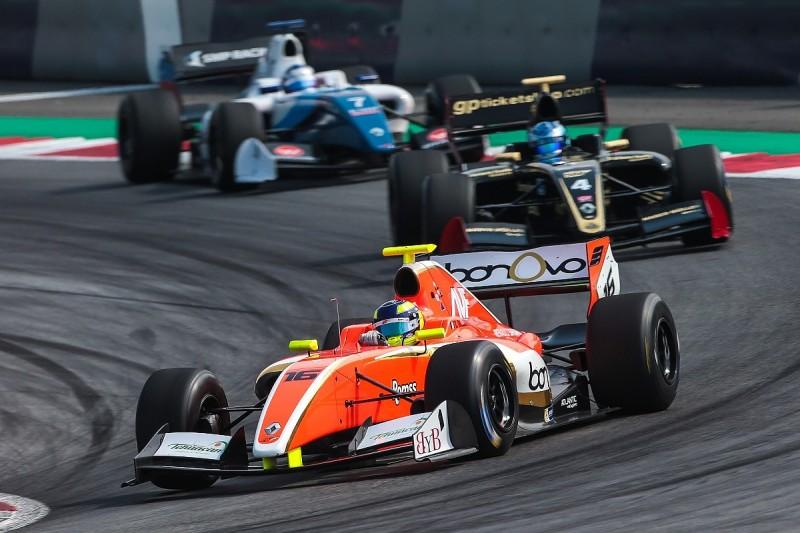 Formula V8 3.5 contenders on seven-way title decider