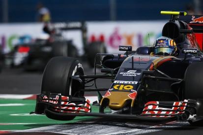 """F1 must fix penalty """"lottery"""", Toro Rosso's Sainz believes"""