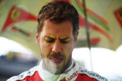 Sebastian Vettel escapes punishment for radio tirade after apology