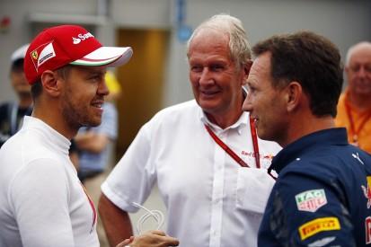 Sebastian Vettel was different at Red Bull says ex-boss Horner