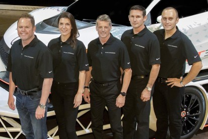 Former IndyCar racer Legge joins Acura's NSX GT3 IMSA line-up