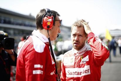 Sebastian Vettel apologises to Jean Todt for F1 radio comments