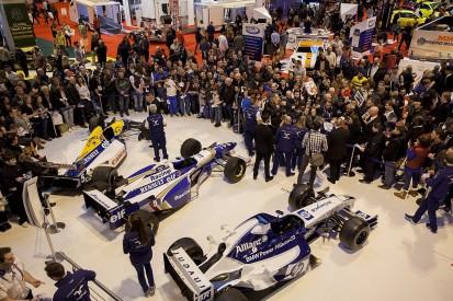 Williams F1 team to celebrate anniversary at Autosport International 2017