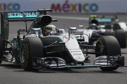 Mercedes F1 team feared Hamilton would suffer Mexican GP failure