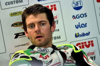 Cal Crutchlow 'nearly ended up on the moon' in MotoGP Sepang crash