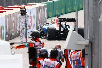 Pascal Wehrlein blames Esteban Gutierrez for Mexican GP F1 crash