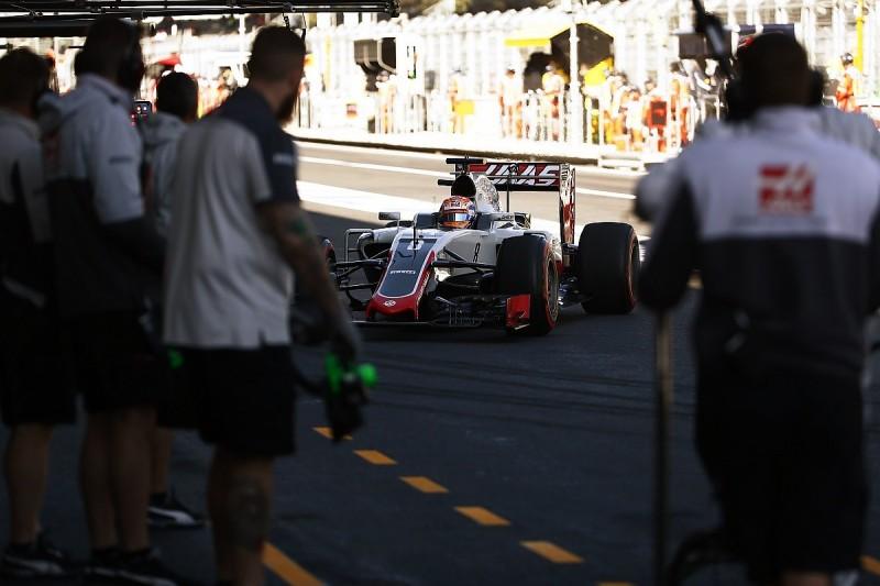 Romain Grosjean to start Mexican GP from F1 pitlane