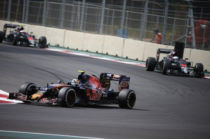 Sainz says penalty for forcing Alonso off track was 'harsh'