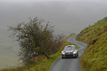 Rally GB: Sebastien Ogier still in control with three stages to go