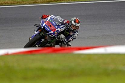 Yamaha's Lorenzo admits he was lucky to be third in Malaysian GP