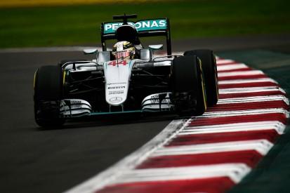 Mexican GP polesitter Hamilton admits starts still not bulletproof