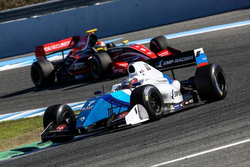 Jerez FV8 3.5: Orudzhev lands fourth win, Deletraz into points lead