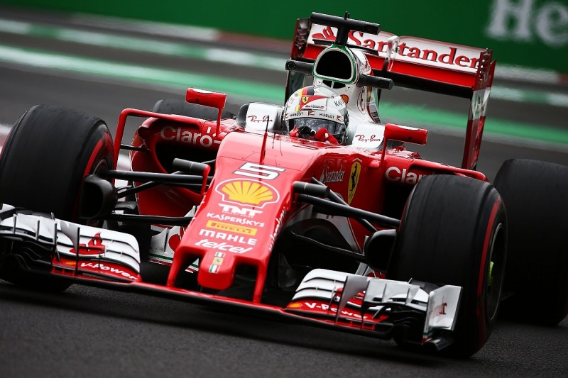 Ferrari Mexican GP F1 qualifying performance 'unnatural' - Vettel