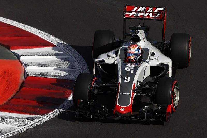 Haas F1 Mexican GP struggles unacceptable - Romain Grosjean