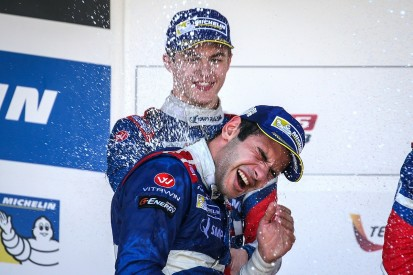 Jerez FV8 3.5: SMP Racing's Matevos Isaakyan claims first victory