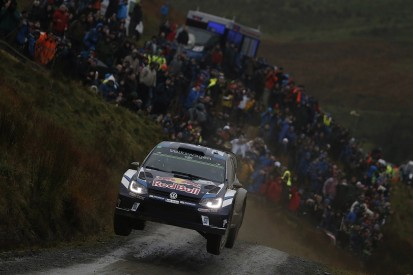 Rally GB: Sebastien Ogier to carry half-minute lead into final day