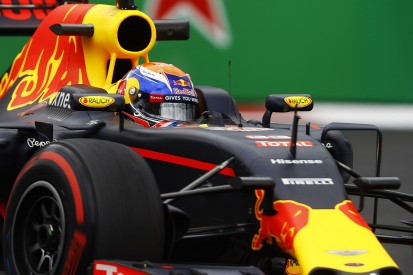 Mexican GP practice: Max Verstappen fastest for Red Bull in FP3