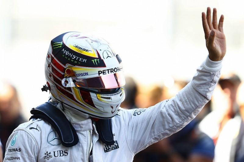 Lewis Hamilton takes Mexican GP F1 pole position