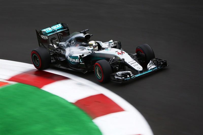Lewis Hamilton plays down Ferrari threat to Mercedes in Mexico