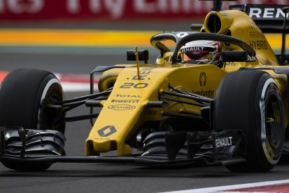 F1 halo vision 'like a cap that's pulled down' - Kevin Magnussen