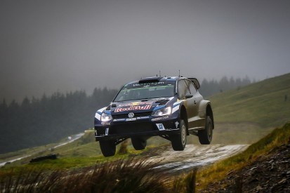 WRC Rally GB: Ogier maintains lead over Tanak on Saturday morning