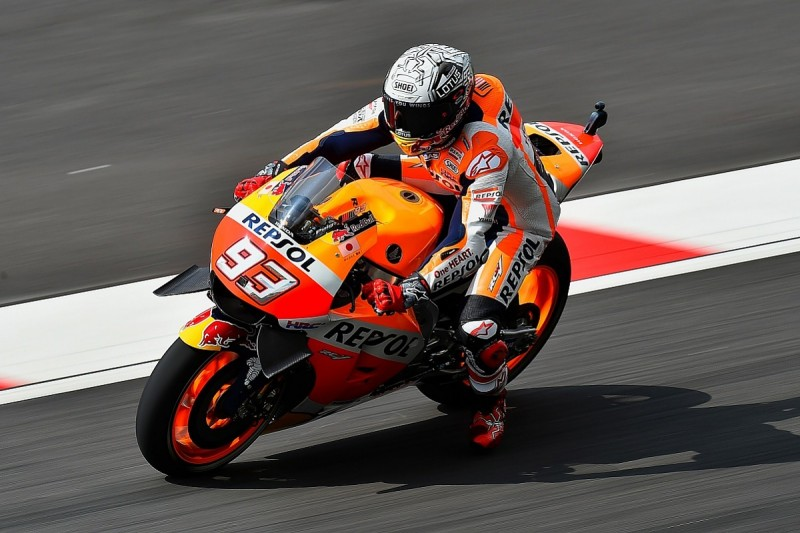 Unwell Marc Marquez went downhill after first Malaysian GP practice