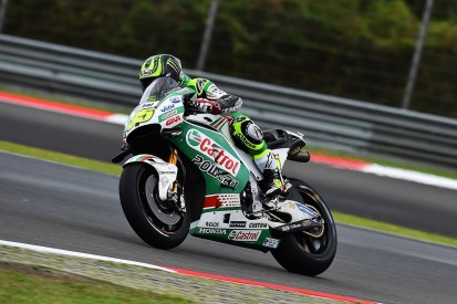 Cal Crutchlow rues 'tactical error' with Honda in Malaysia practice