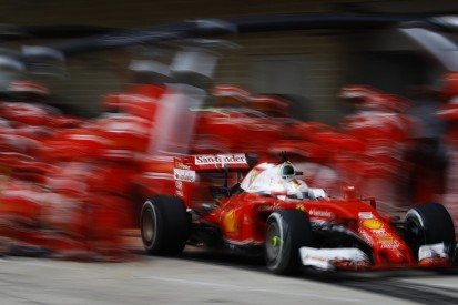 Sebastian Vettel cannot excuse Ferrari's poor 2016 F1 performance